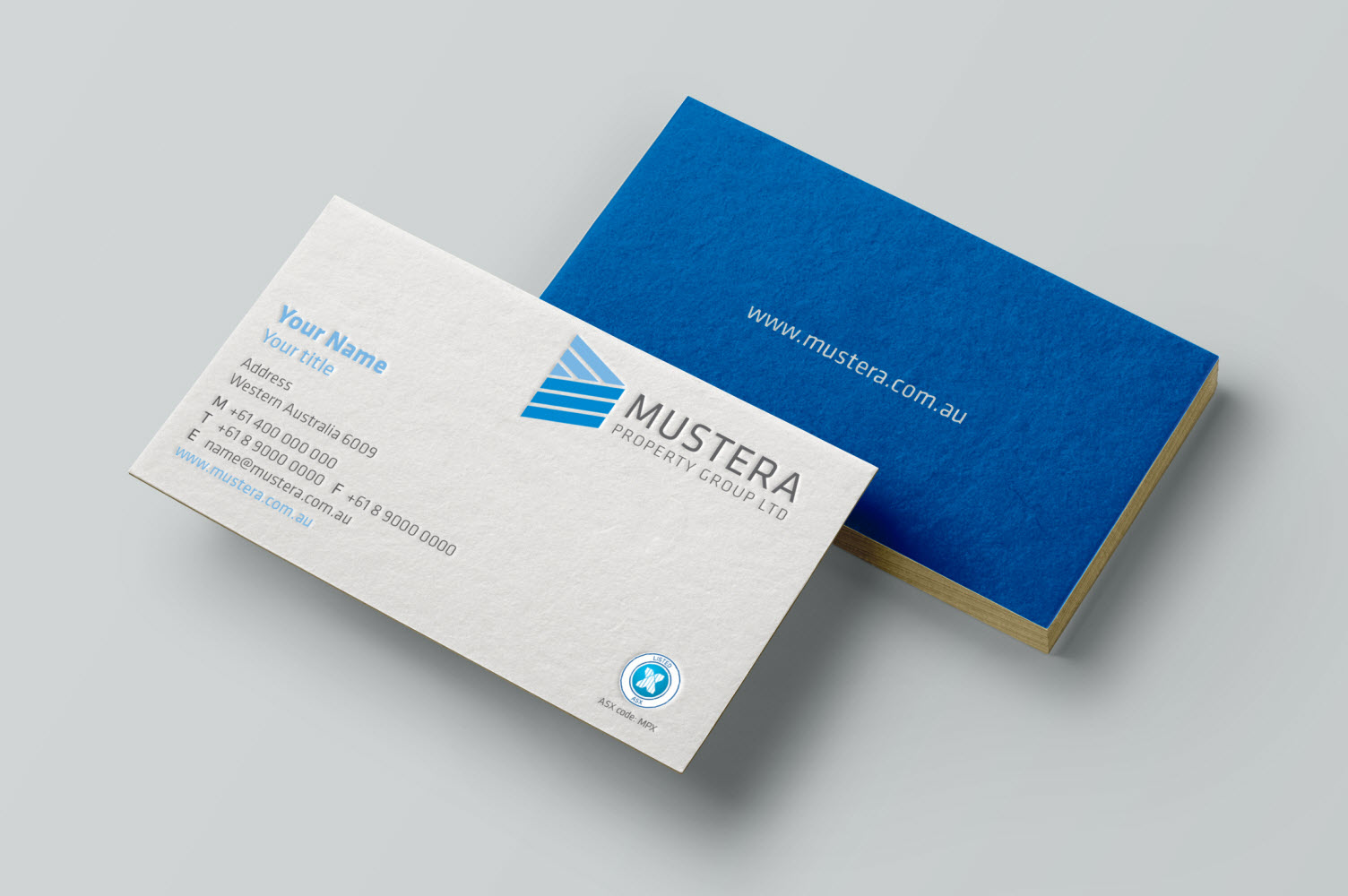 buisiness card